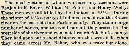 Benjamin Franklin Baker story by WIlbarger