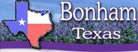 Bonham Calendar of Events