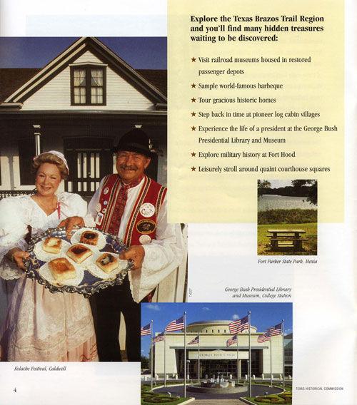 Brazos Trail Brochure