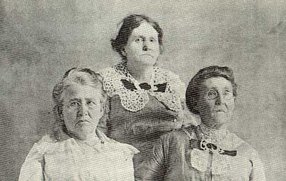 Picture of the Brown Sisters