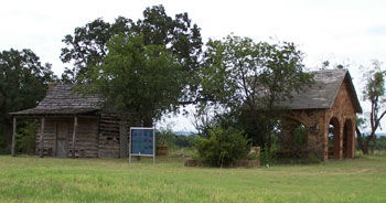 Picture of Log Cabins in Bryston
