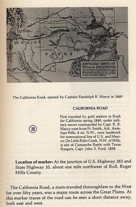 California Road Picture
