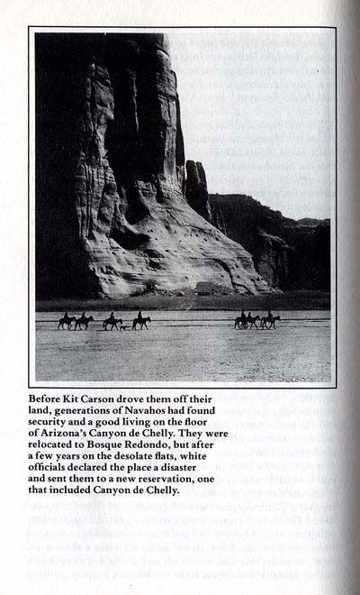 Canyon de Chelly Story