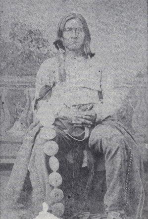 Tonkawa Chief Castile