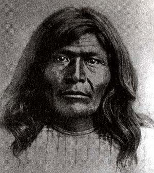 Picture of Chief Victorio