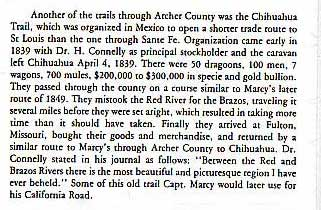 Story of Mier, Santa Fe and Snively Expeditions