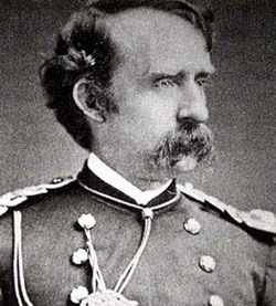 Picture of Lt. Col. George Custer