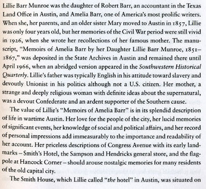 Civil War Era Austin