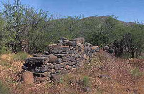 Picture of Camp Date Creek Remains