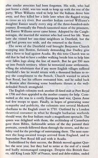 Story of Deerfield