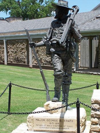 Picture of Major George B. Erath