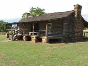 Picture of Fort Gibson