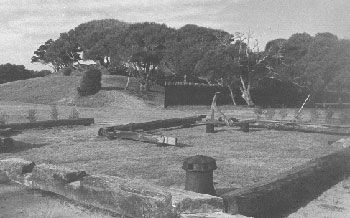 Picture of Fort Fisher