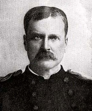 """Picture of Lt. Col. George A. """"Sandy"""" Forsyth"""