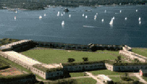 Picture of Fort Adams