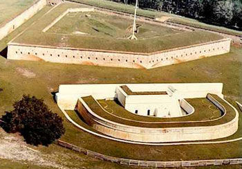 Picture of Fort Barrancas