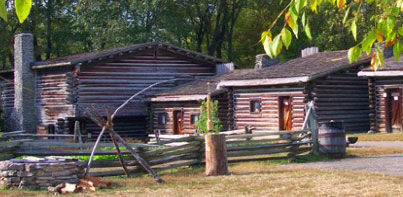 Picture of Fort Boonesborough