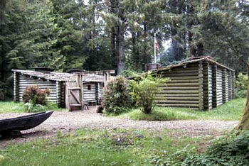 Picture of Fort Clatsop