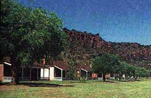 Picture of Fort Davis