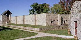 Picture at Fort de Chartres