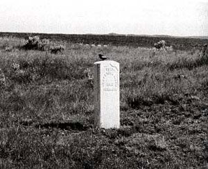 Picture of Fort Dilts Marker