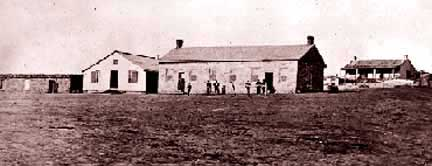 Picture of Old Fort Dodge