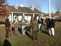 Picture at Fort Edward Augustus