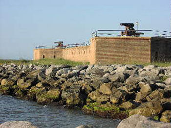 Picture of Fort Gaines