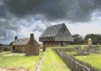 Picture of Fort King George