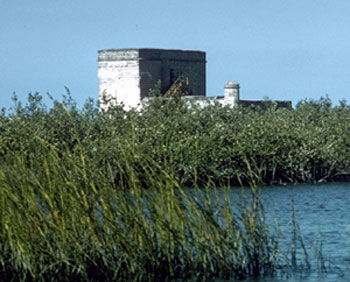 Picture of Fort Matanzas