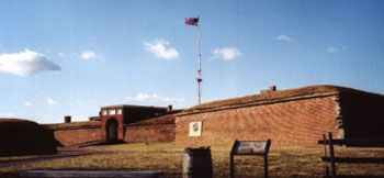 Picture of Fort McHenry