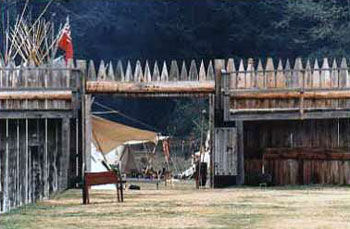Picture of Fort Nisqually