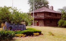 Picture of Fort Ouiatenon
