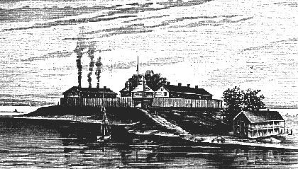 Fort Dearborn Picture