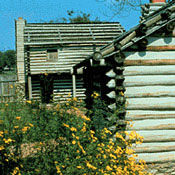 Picture of Fort Nashborough