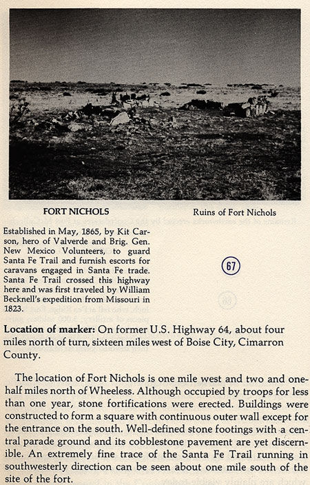 Fort Nichols Picture