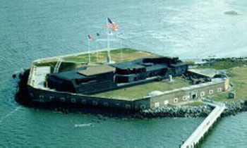 Picture of Fort Sumter