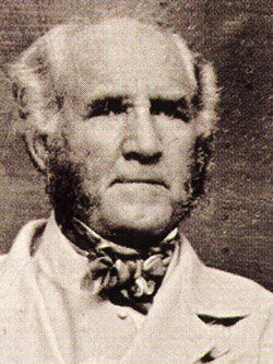 Picture of General Sam Houston
