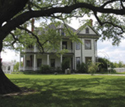 Picture of One of the Buildings at George Ranch
