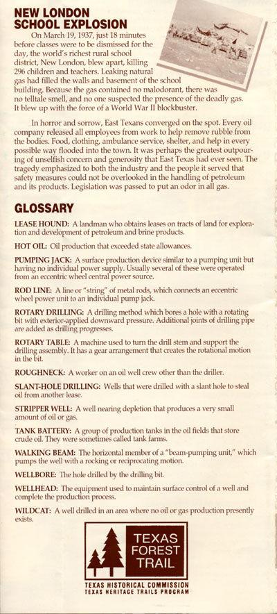 Oil Glossary