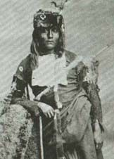 Picture of Gui-tain, nephew of Chief Lone Wolf