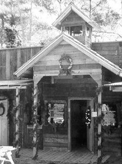 Picture of a building at the Heritage Village Museum in Woodville