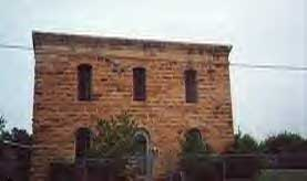 Palo Pinto Jail Museum Picture