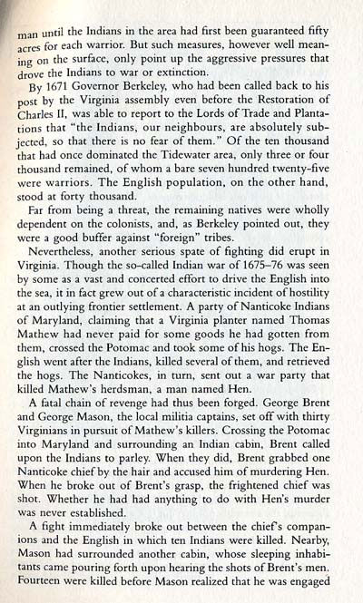 Jamestown Story