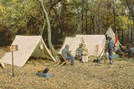 Johnsonville Batteries Tents