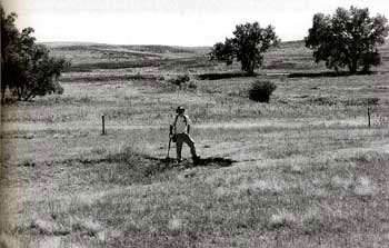 Picture of Kidder Massacre Site