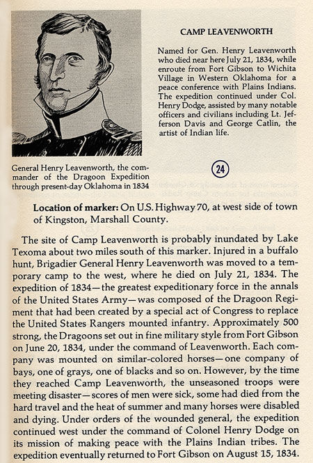 General Henry Leavenworth Picture