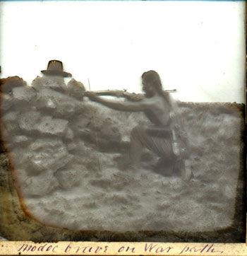 Picture of Modoc War Brave