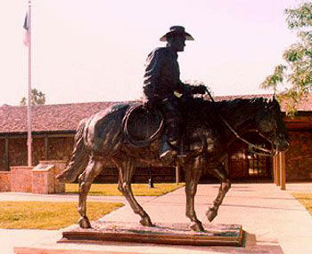 Picture of the National Ranching Heritage Center