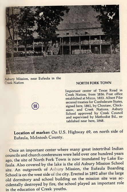 North Fork Town